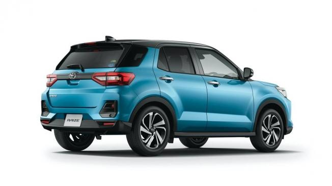 Toyota Raize 2020, un SUV compacto muy capaz sólo para Japón