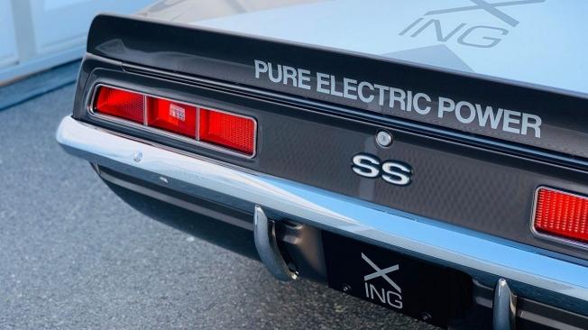 Chevrolet Camaro eléctrico de Xing Mobility