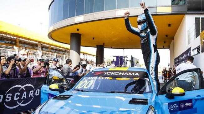 Yvan Muller se lanza a por el WTCR con su segunda victoria en Macao