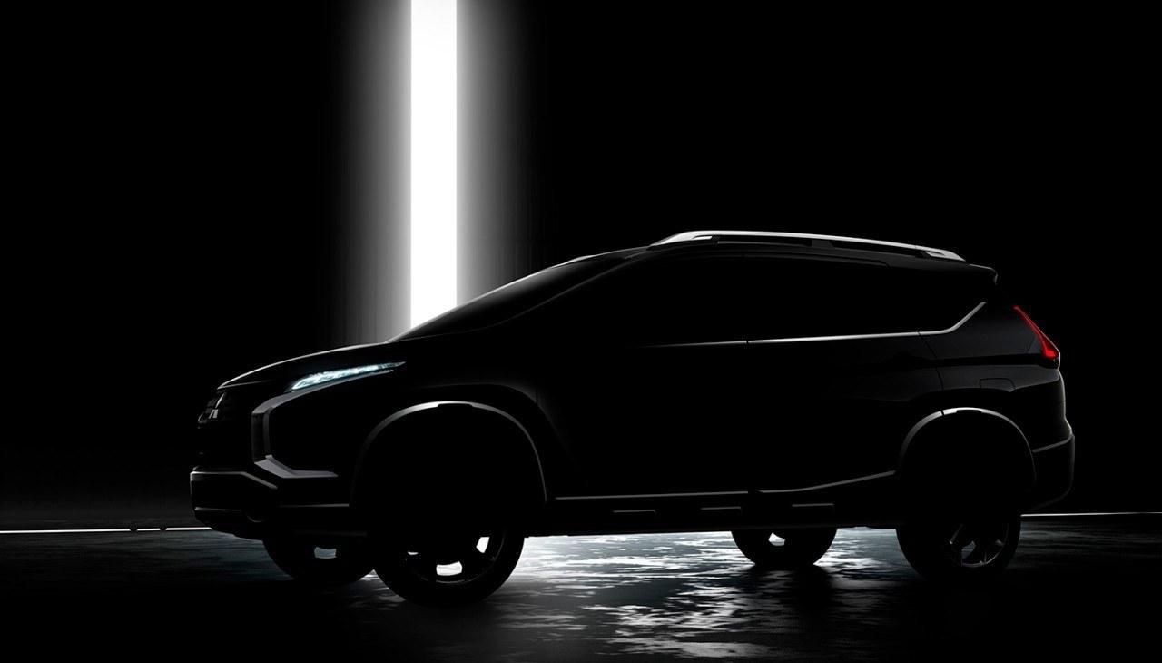 Mitsubishi anuncia una nueva variante crossover del Xpander en un teaser