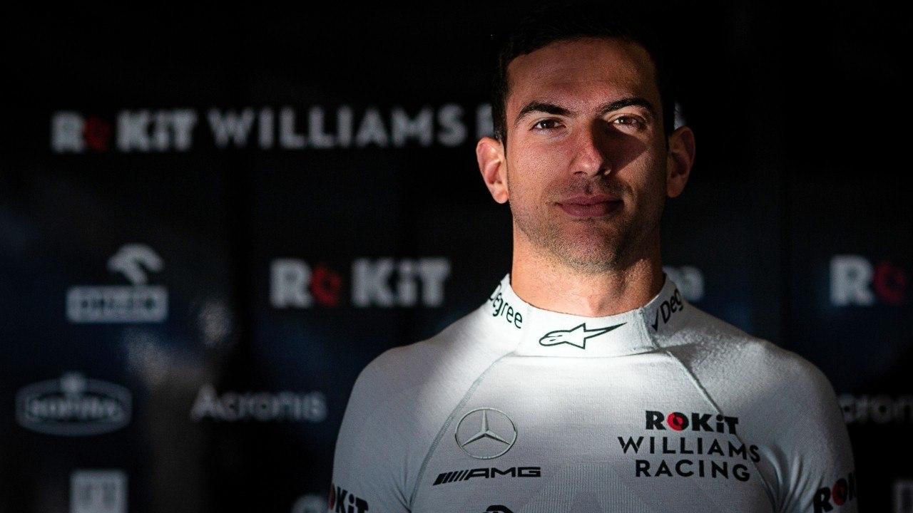 Nicholas Latifi, piloto oficial de Williams Racing en 2020