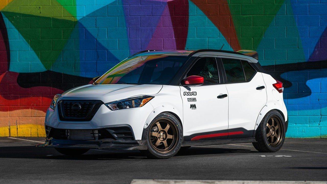 Nissan Kicks Street Sport Concept, una vuelta de tuerca al crossover japonés