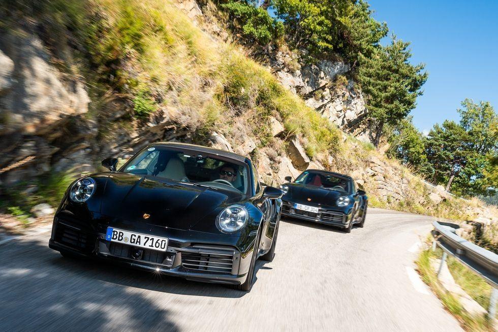 Porsche anuncia la potencia del nuevo 911 Turbo S 2020