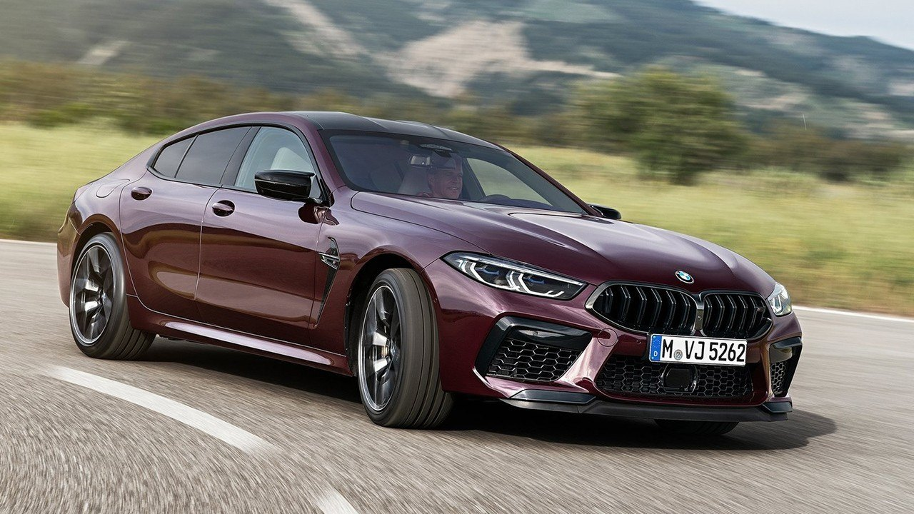 El exclusivo y deportivo BMW M8 Gran Coupé ya tiene precio en España