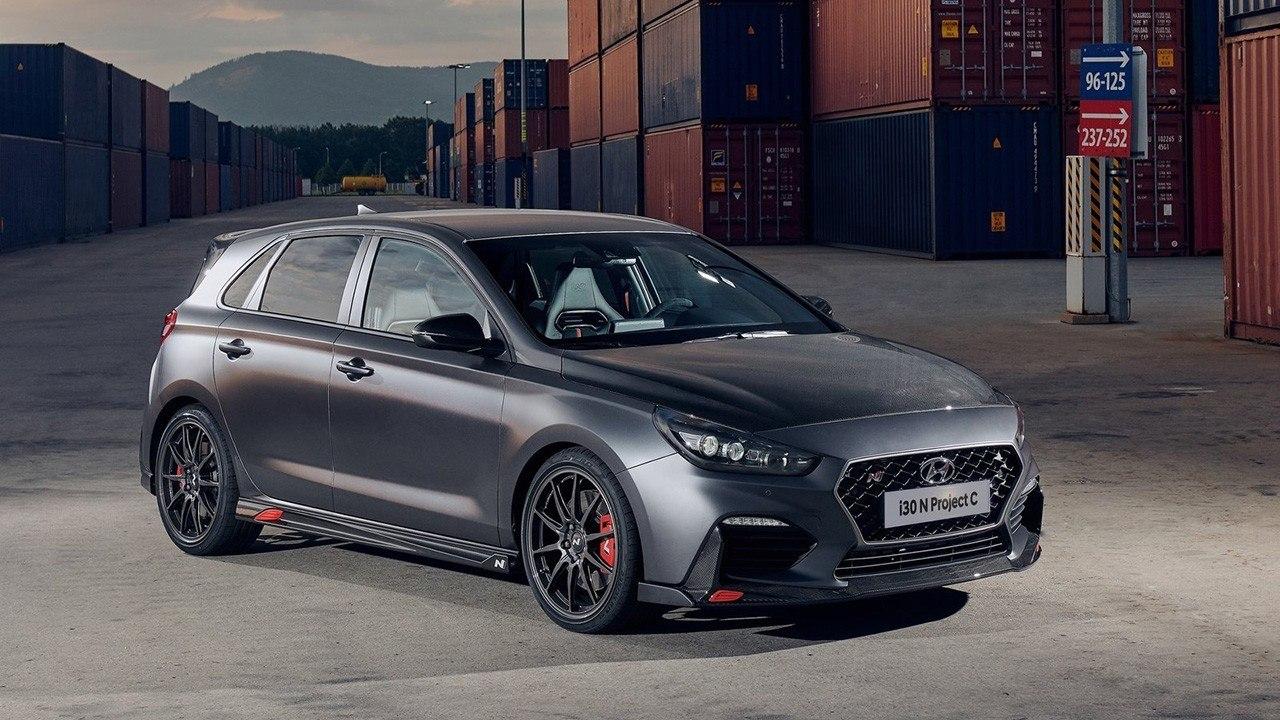 El exclusivo Hyundai i30 N Project C ya tiene precio en España