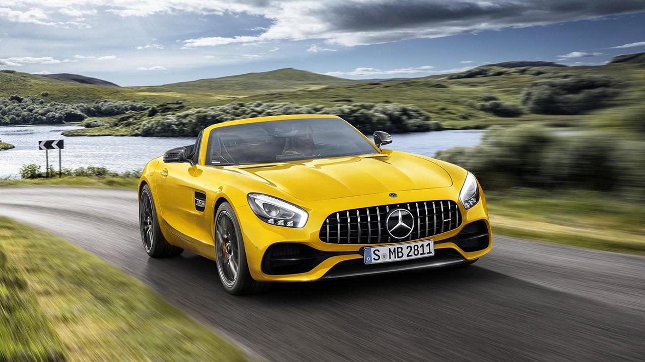 Llega el Mercedes-AMG GT S Roadster, el nuevo descapotable ya tiene precio