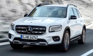 Precios del nuevo Mercedes GLB, un SUV compacto con hasta 7 plazas