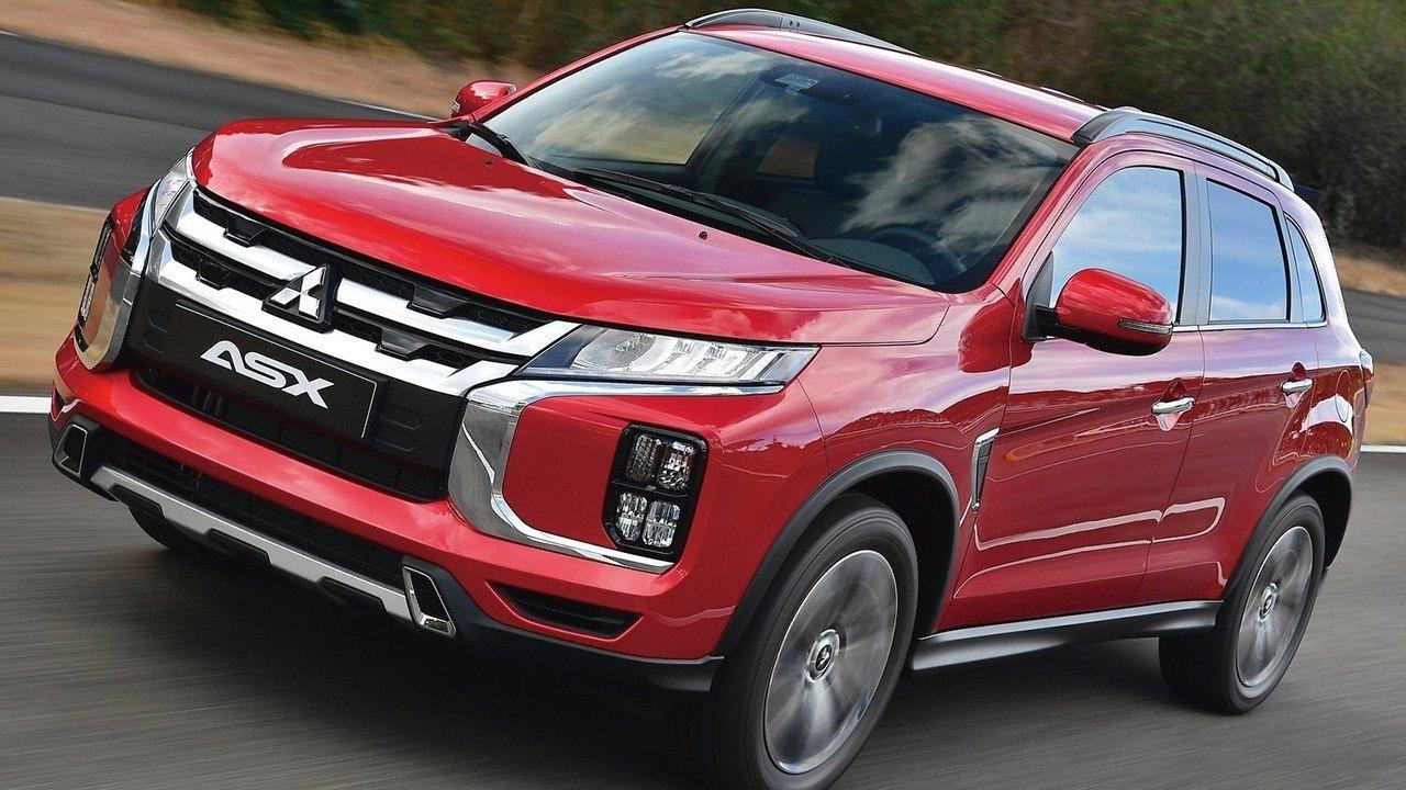 Precios y gama del Mitsubishi ASX 2020, el renovado SUV llega a España