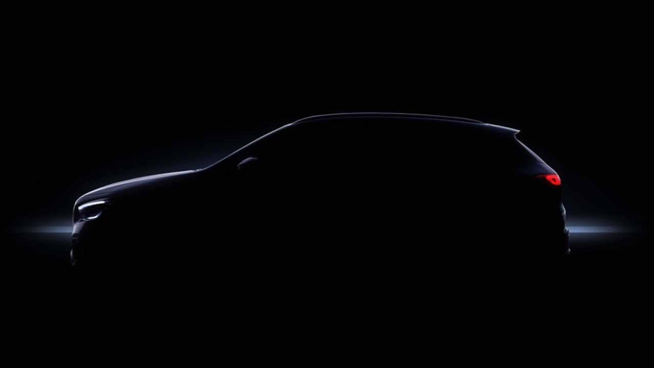 Mercedes adelanta el GLA 2020 con este teaser previo a su presentación