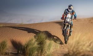 Primera lista de inscritos del Dakar 2020 en motos y quads