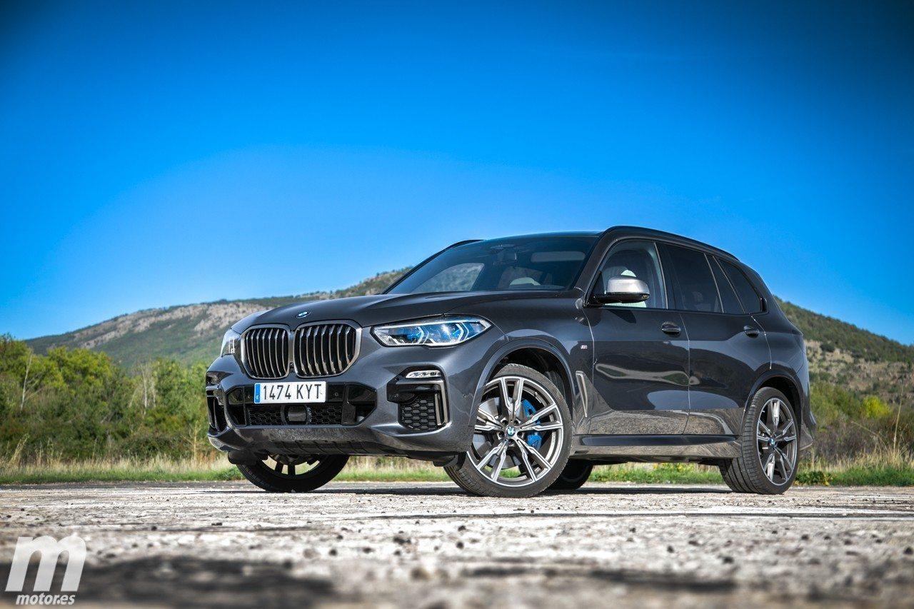 Prueba BMW X5 M50d, el lujo y el confort por encima de la deportividad