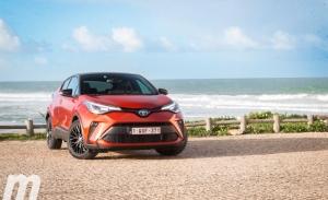 Prueba Toyota C-HR 2020, la mejora que necesitaba ya está aquí