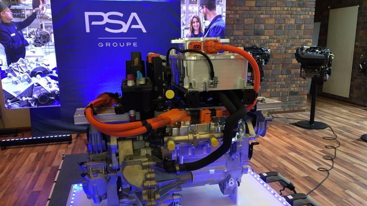 La factoría de PSA en Trémery inicia la producción de los motores eléctricos del grupo