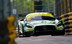 Raffaele Marciello brilla en Macao y logra la pole de la FIA GT World Cup