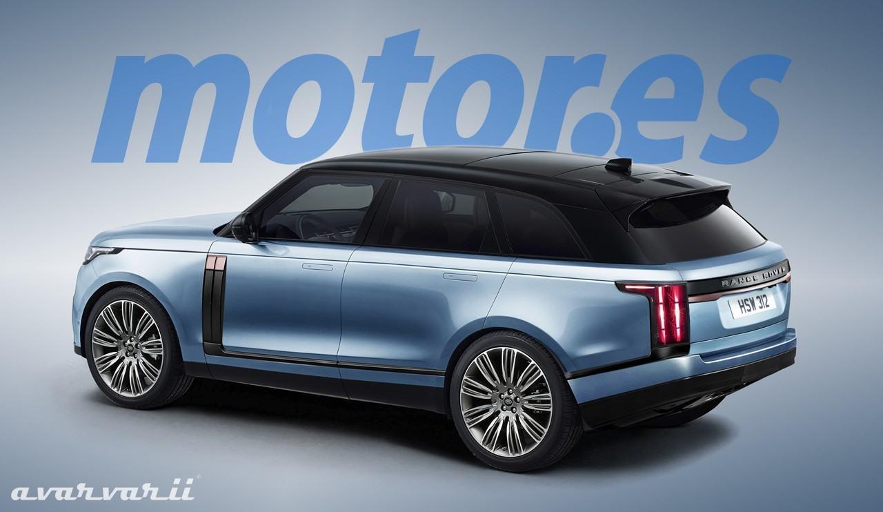 Range Rover 2021, la nueva generación del SUV británico está en camino