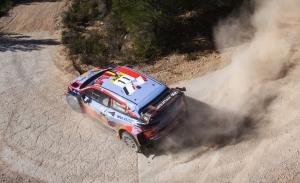 El recorrido del Rally de Australia se queda en menos de 100 kilómetros