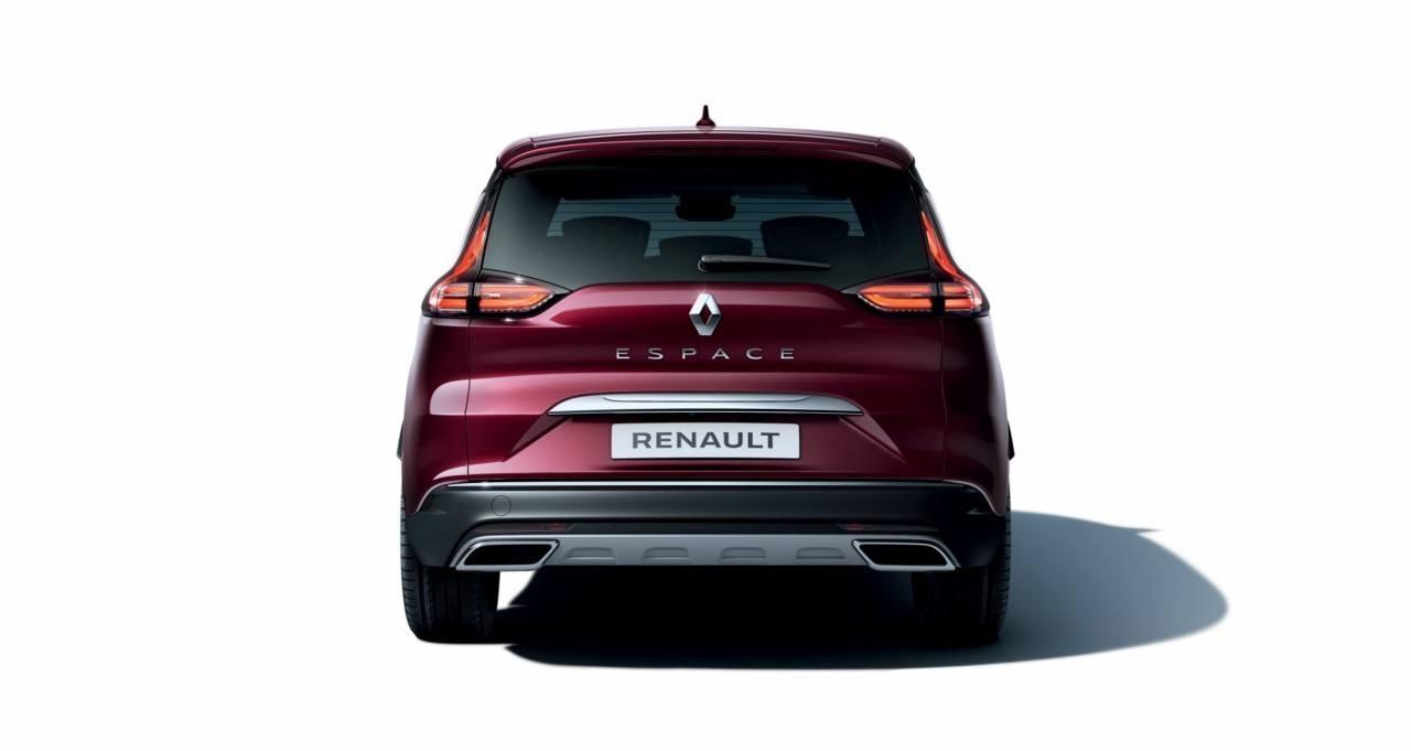 Renault Espace V Phase II (2019) 14