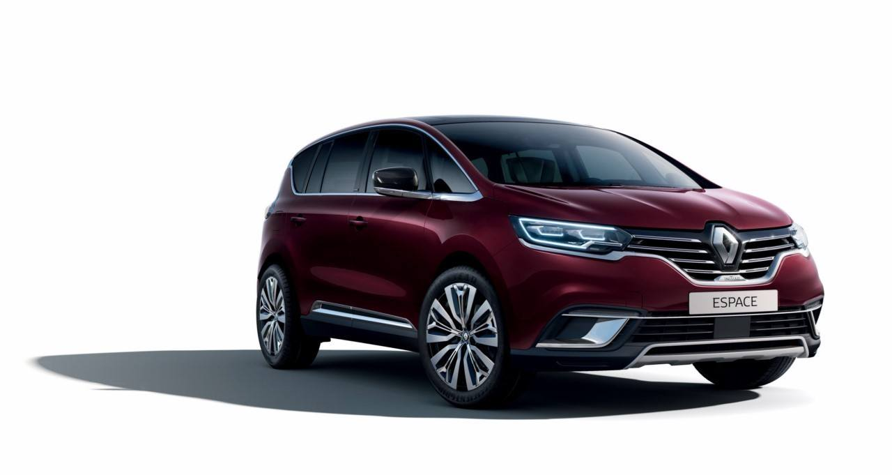 Renault Espace V Phase II (2019) 10