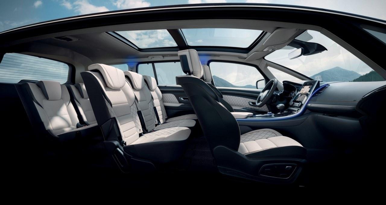 Renault Espace V Phase II (2019) 15