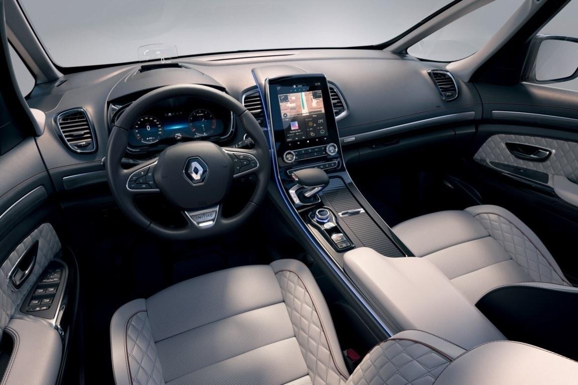 Renault Espace V Phase II (2019) 16