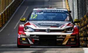 Rob Huff vuelve a reinar en Macao y en el WTCR con una brillante pole