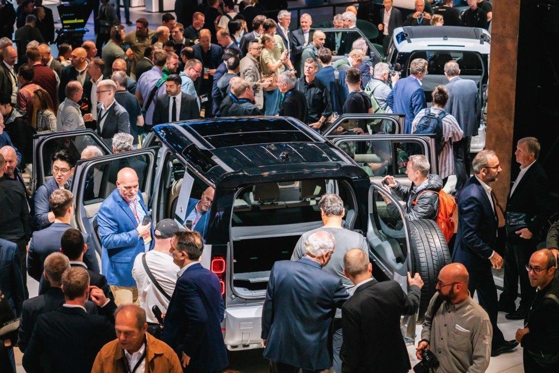 El Salón del Automóvil de Frankfurt 2021 cambia el concepto a una plataforma de movilidad
