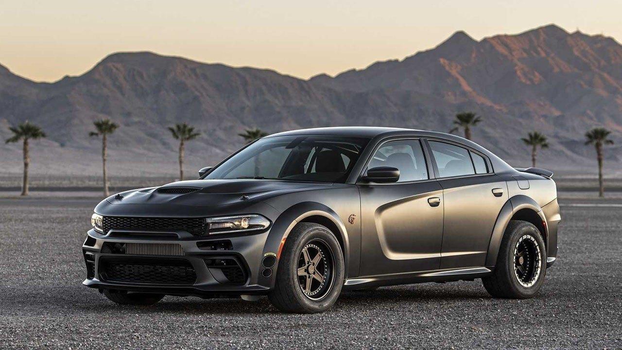 SpeedKore hace del Dodge Charger un coche más radical y extremo