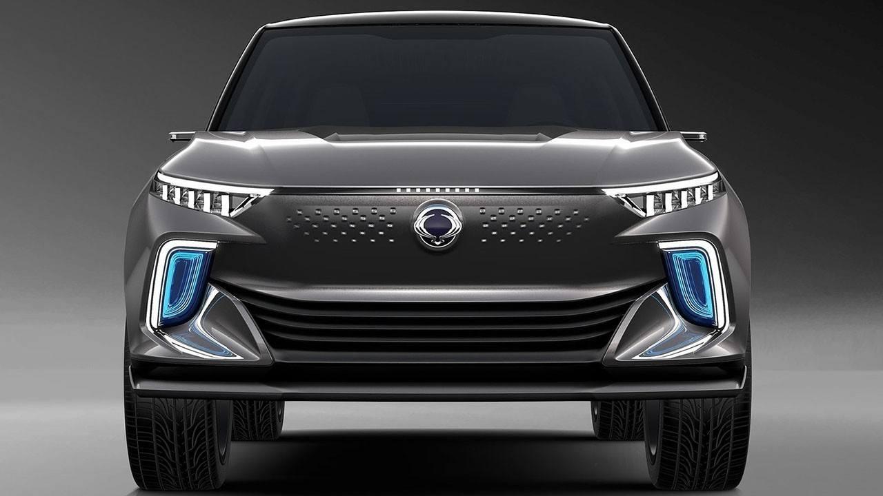 E100, el primer coche eléctrico de SsangYong será un SUV compacto