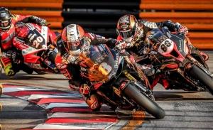 Michael Rutter gana el suspendido 53º GP de Macao de Motociclismo