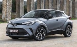 Se inicia la pre-venta del nuevo Toyota C-HR 2020 en España