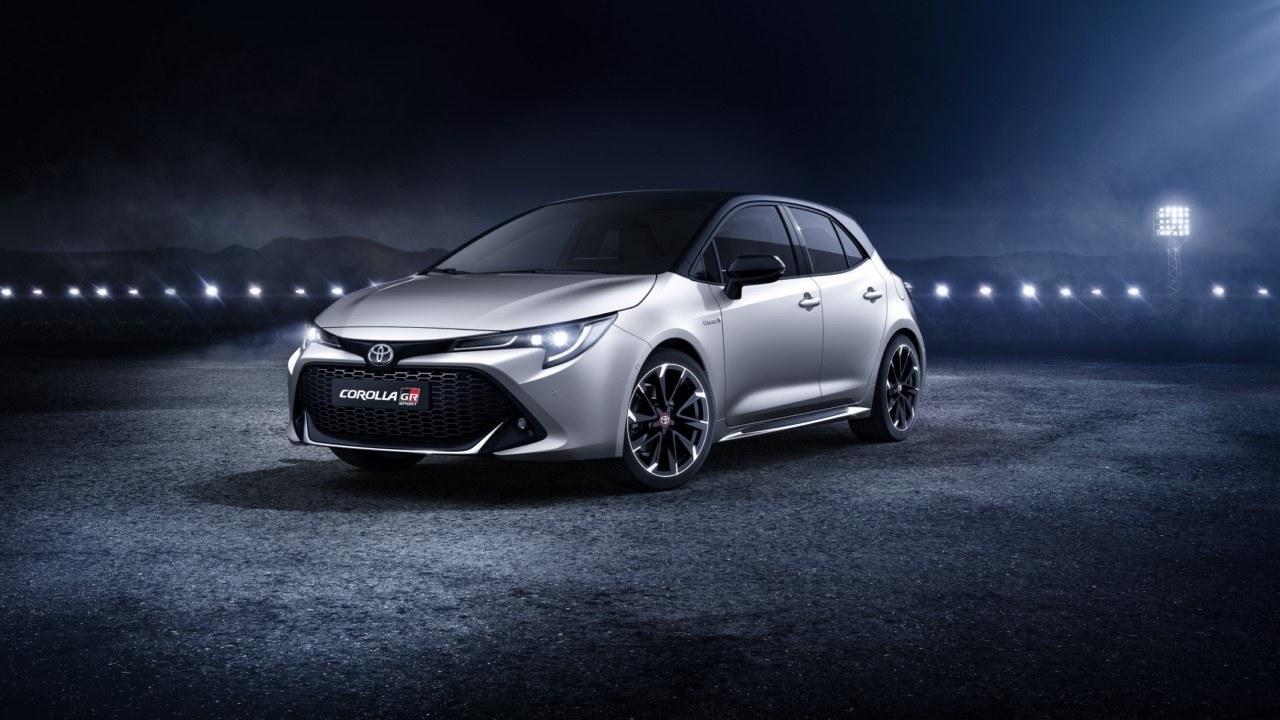 Llega el nuevo Toyota Corolla GR-SPORT, el compacto híbrido deportivo ya tiene precios