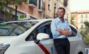 Uber ya trabaja con taxis en España, aunque no con muchos