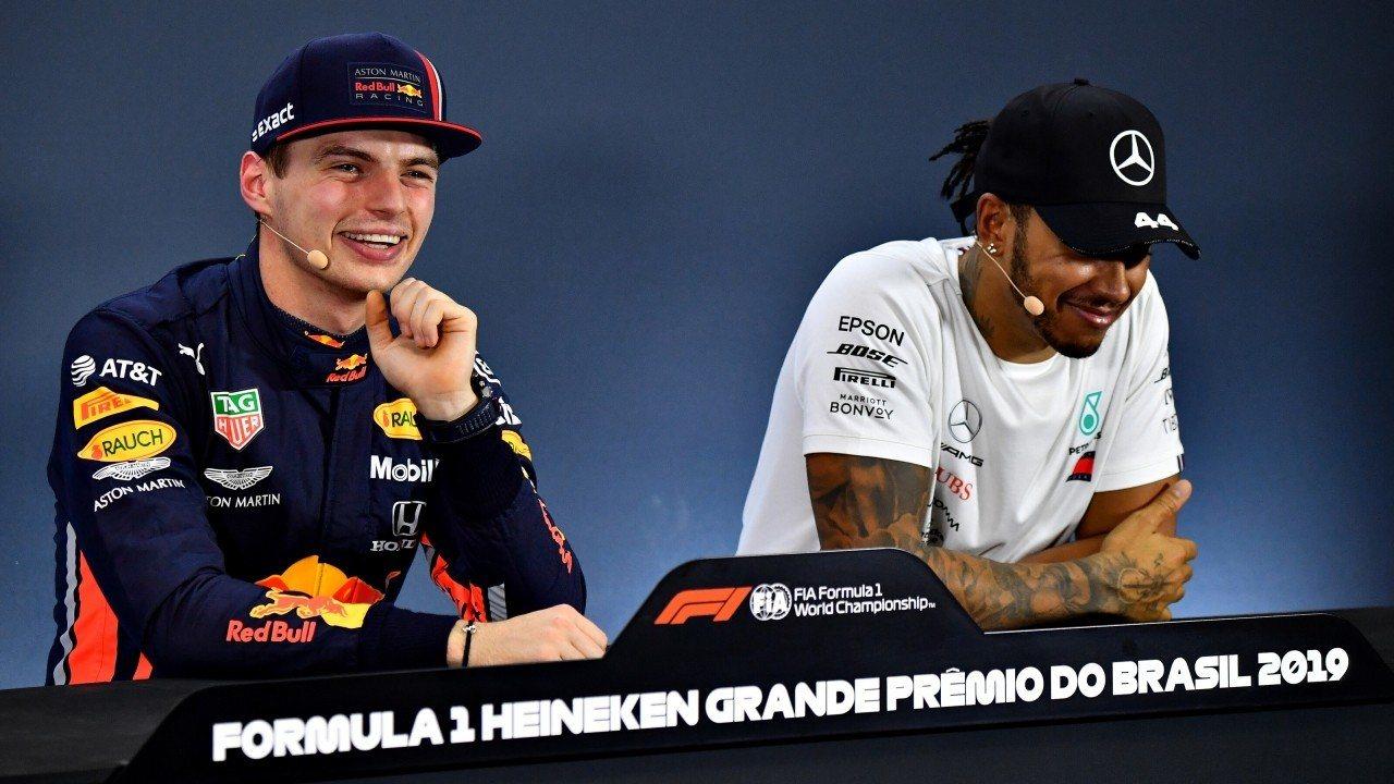 """Verstappen: """"Medirse contra un campeón como Hamilton siempre es más satisfactorio"""""""