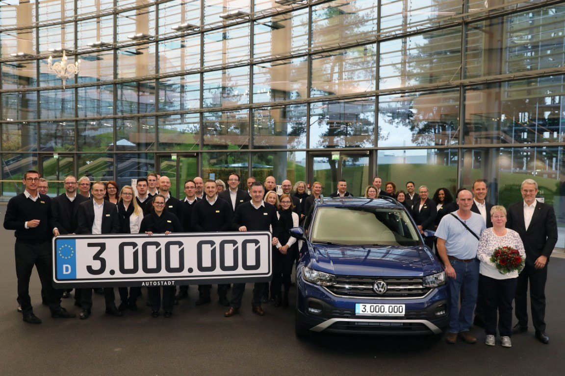 Volkswagen entrega tres millones de unidades en la sede de Autostadt