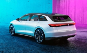 Volkswagen ID. Space Vizzion, vislumbrando un coche familiar 100% eléctrico