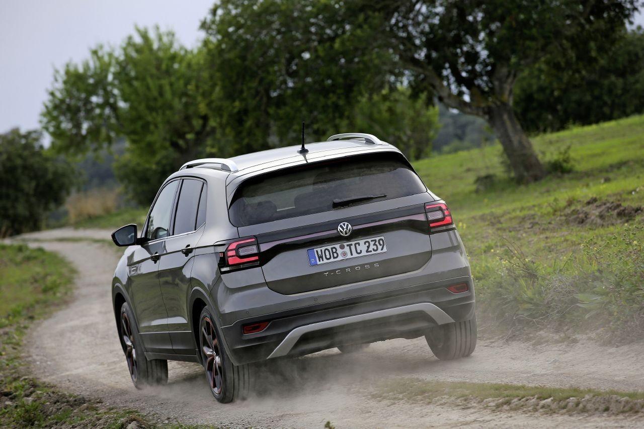Volkswagen amplía la gama T-Cross en Alemania con el 1.5 TSI Evo