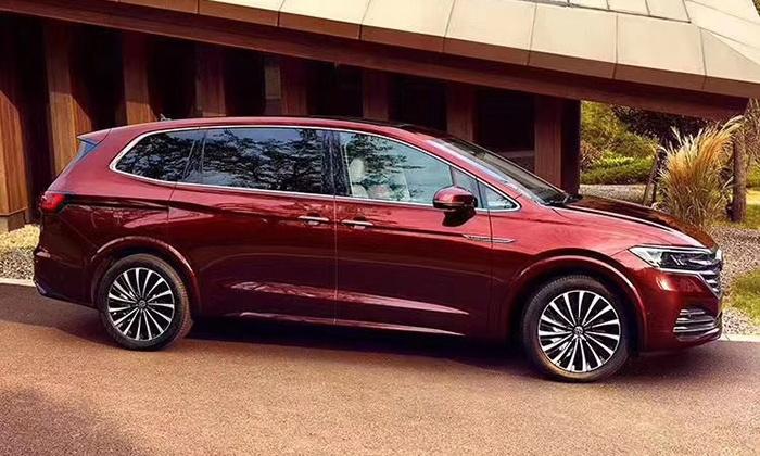 El nuevo Volkswagen Viloran se estrena en el Salón de Guangzhou 2019