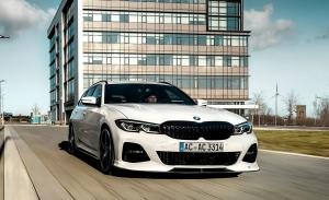 AC Schnitzer presenta mejoras estéticas y mecánicas para el nuevo BMW Serie 3 Touring