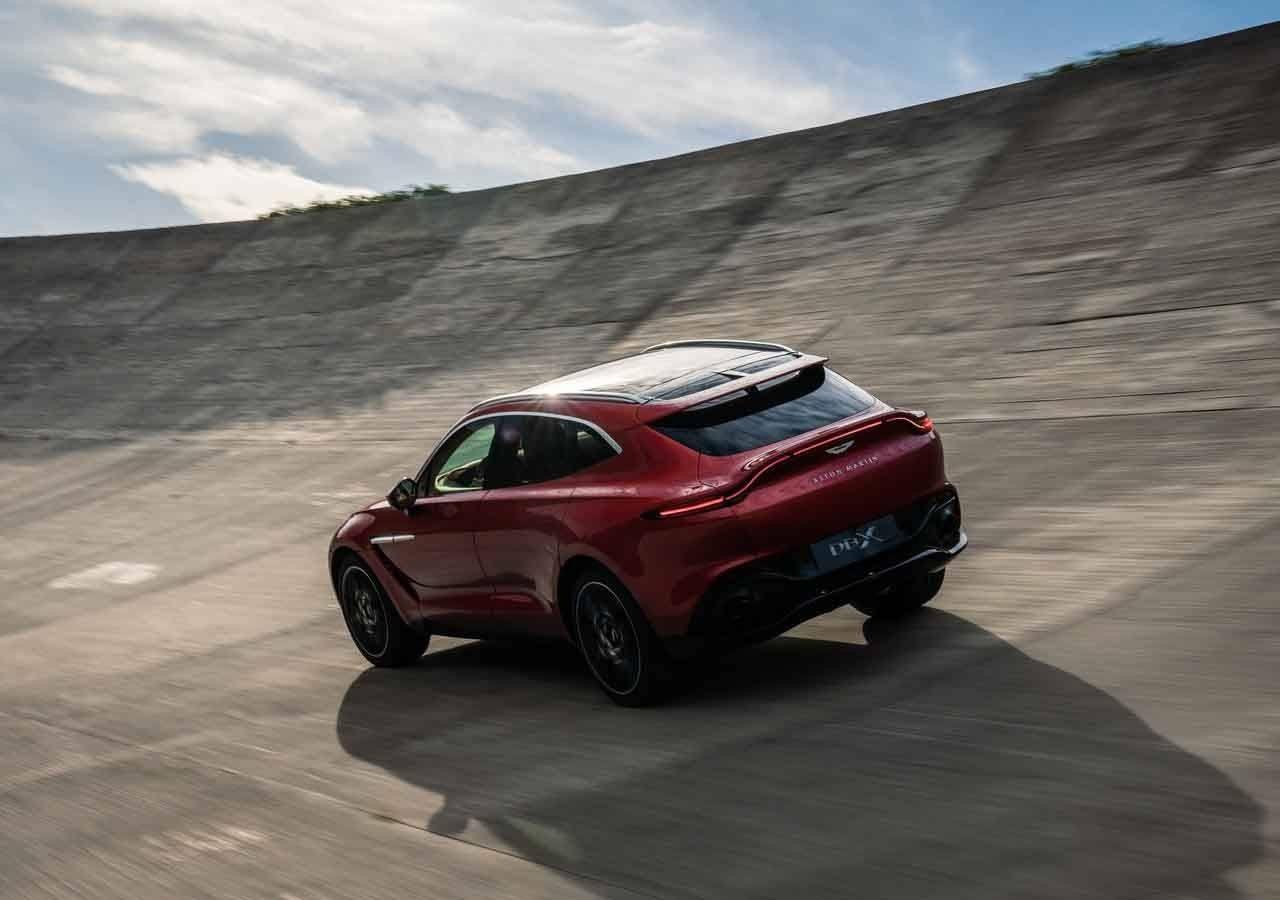 Aston Martin confirma estar conversando con posibles inversores