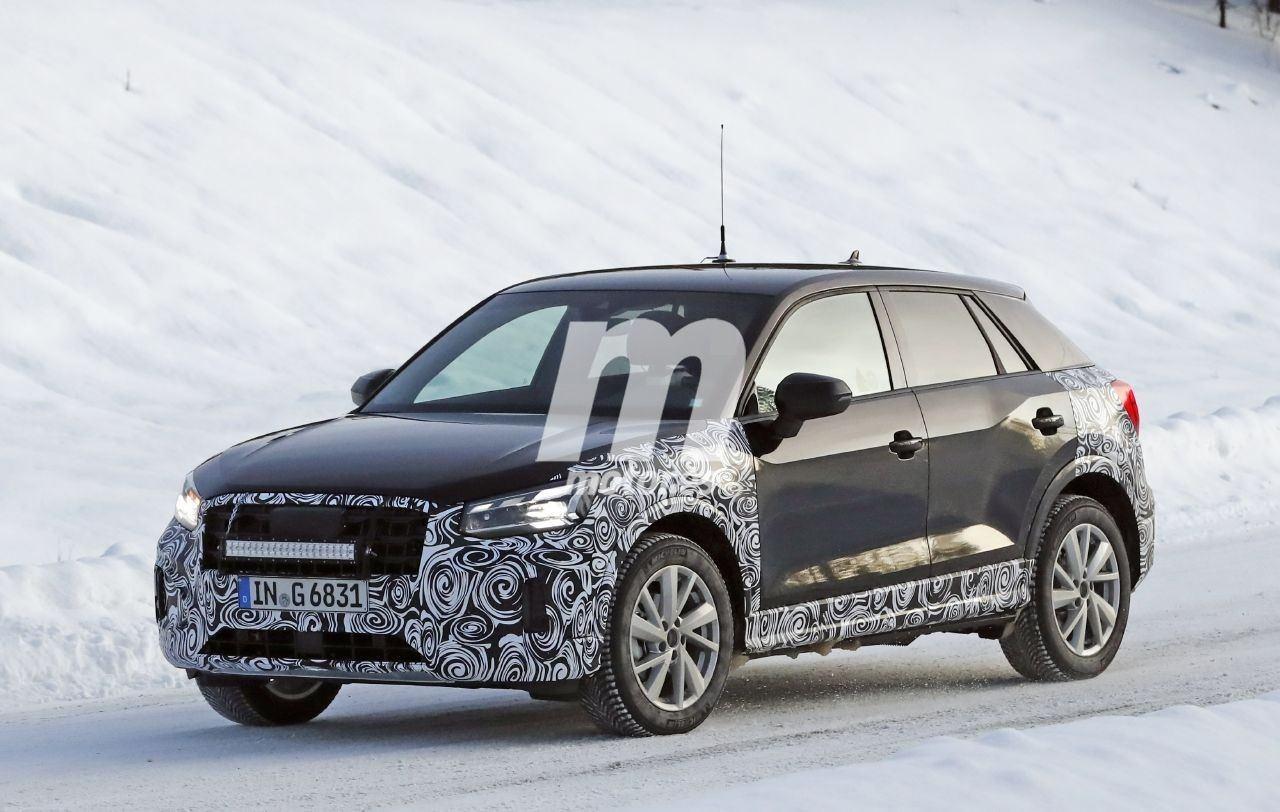 2021 Audi Q2 Restyling 6