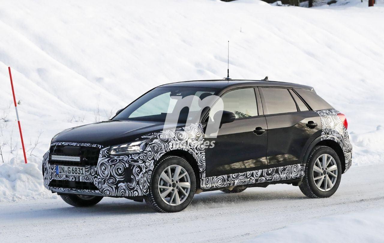 2021 Audi Q2 Restyling 5