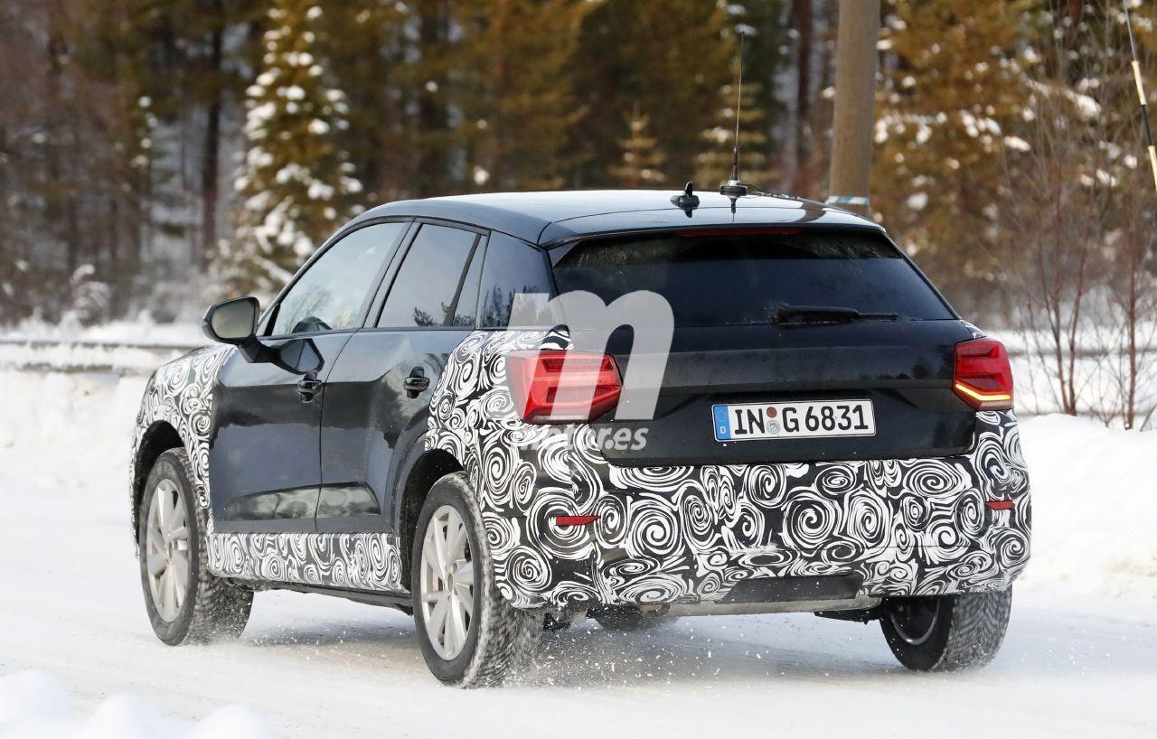 2021 Audi Q2 Restyling 17