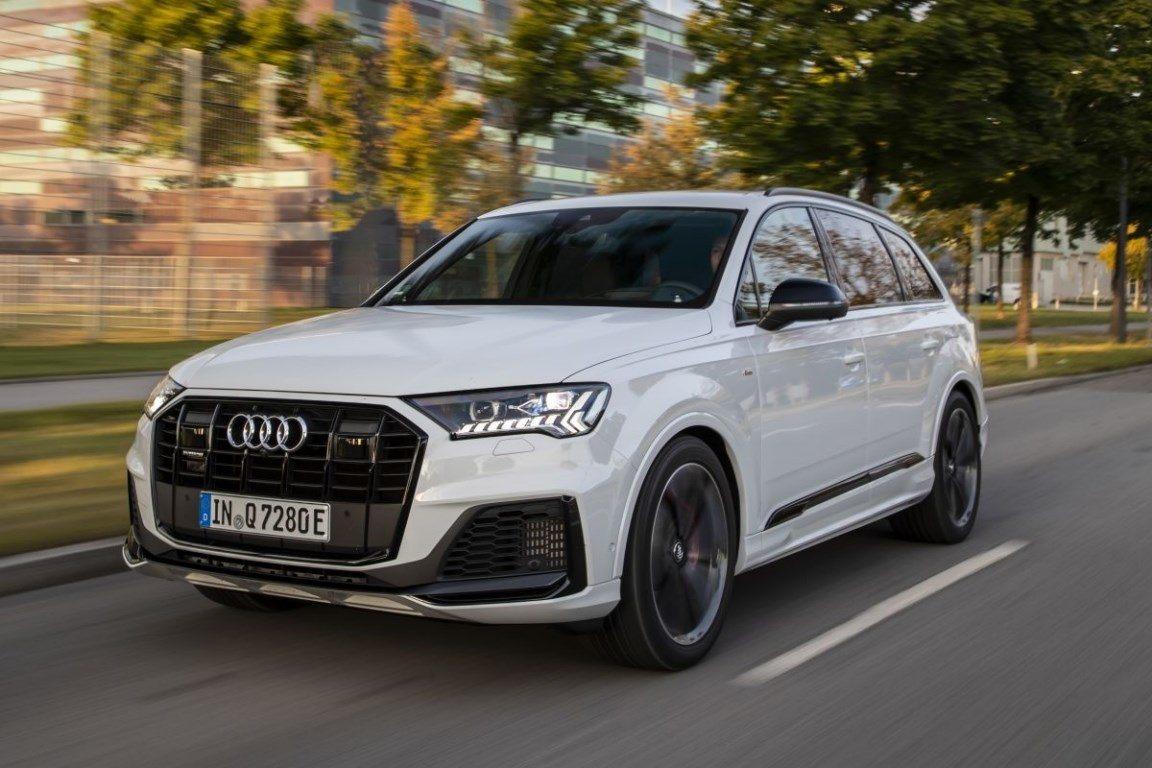 Audi presenta los nuevos híbridos enchufables Q7 55 TFSI e quattro y Q7 60 TFSI e quattro