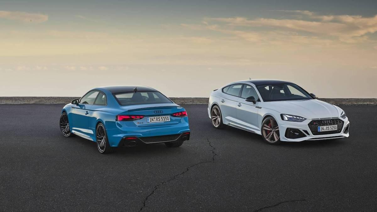 Audi RS5 II Facelift (2019) 4