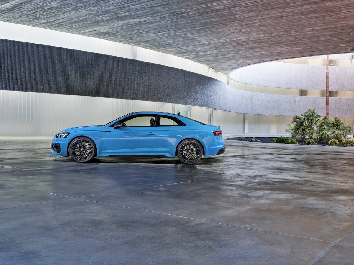 Audi RS5 II Facelift (2019) 5