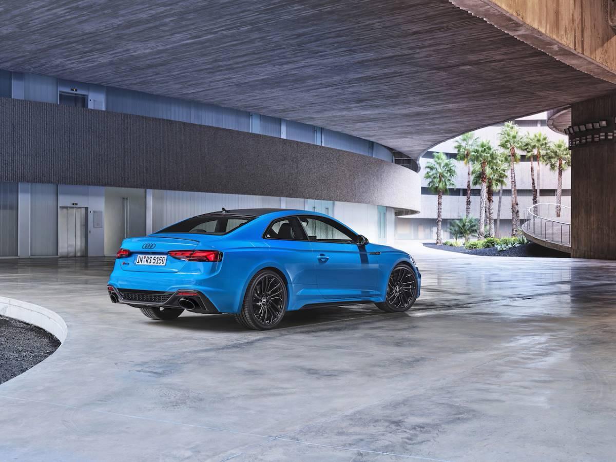 Audi RS5 II Facelift (2019) 8
