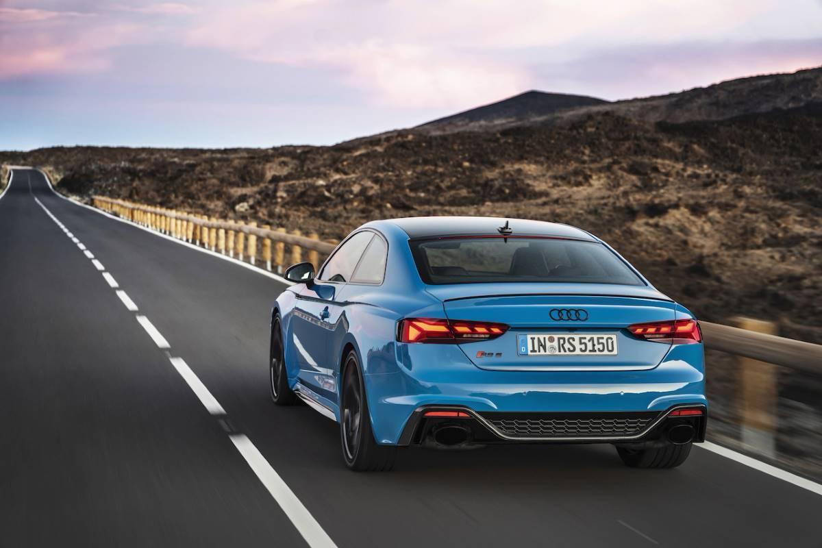 Audi RS5 II Facelift (2019) 9