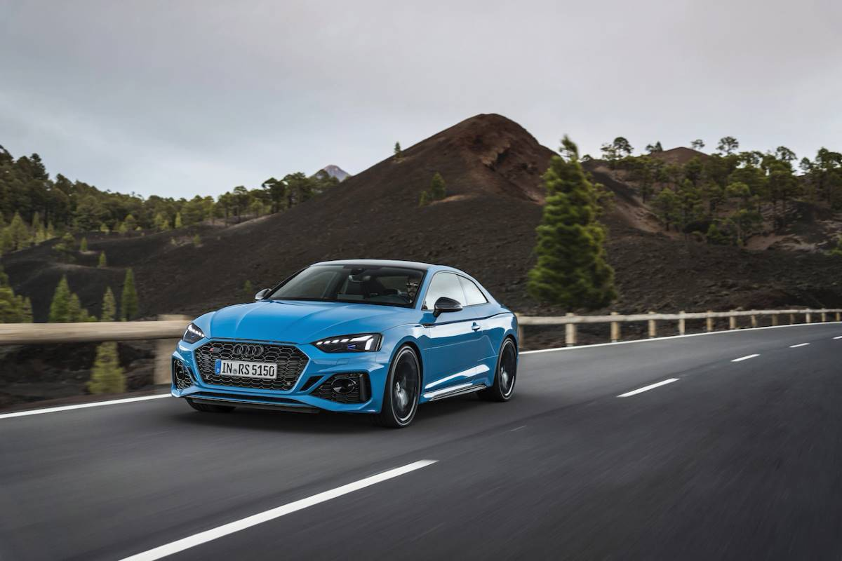 Audi RS5 II Facelift (2019) 10