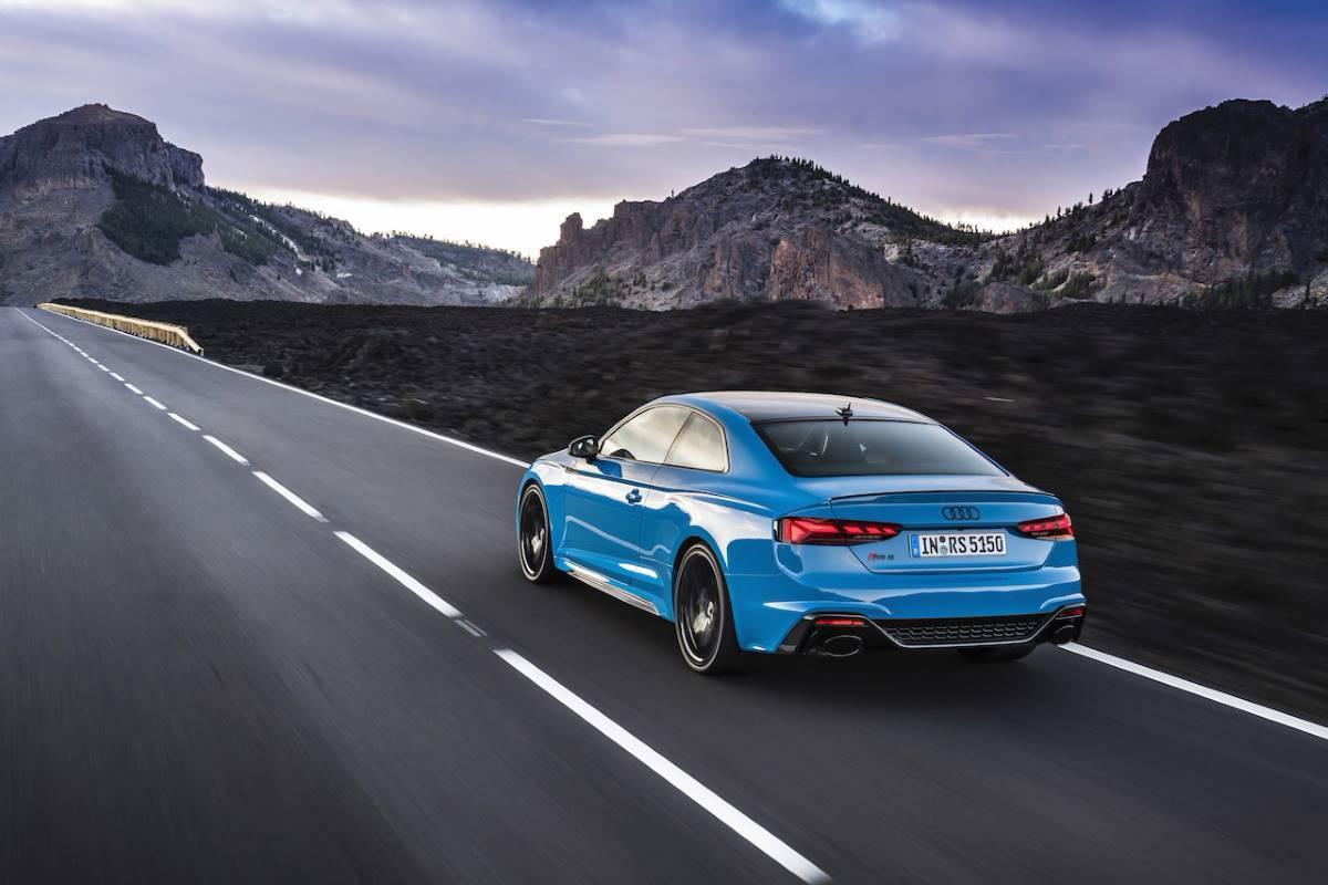 Audi RS5 II Facelift (2019) 11
