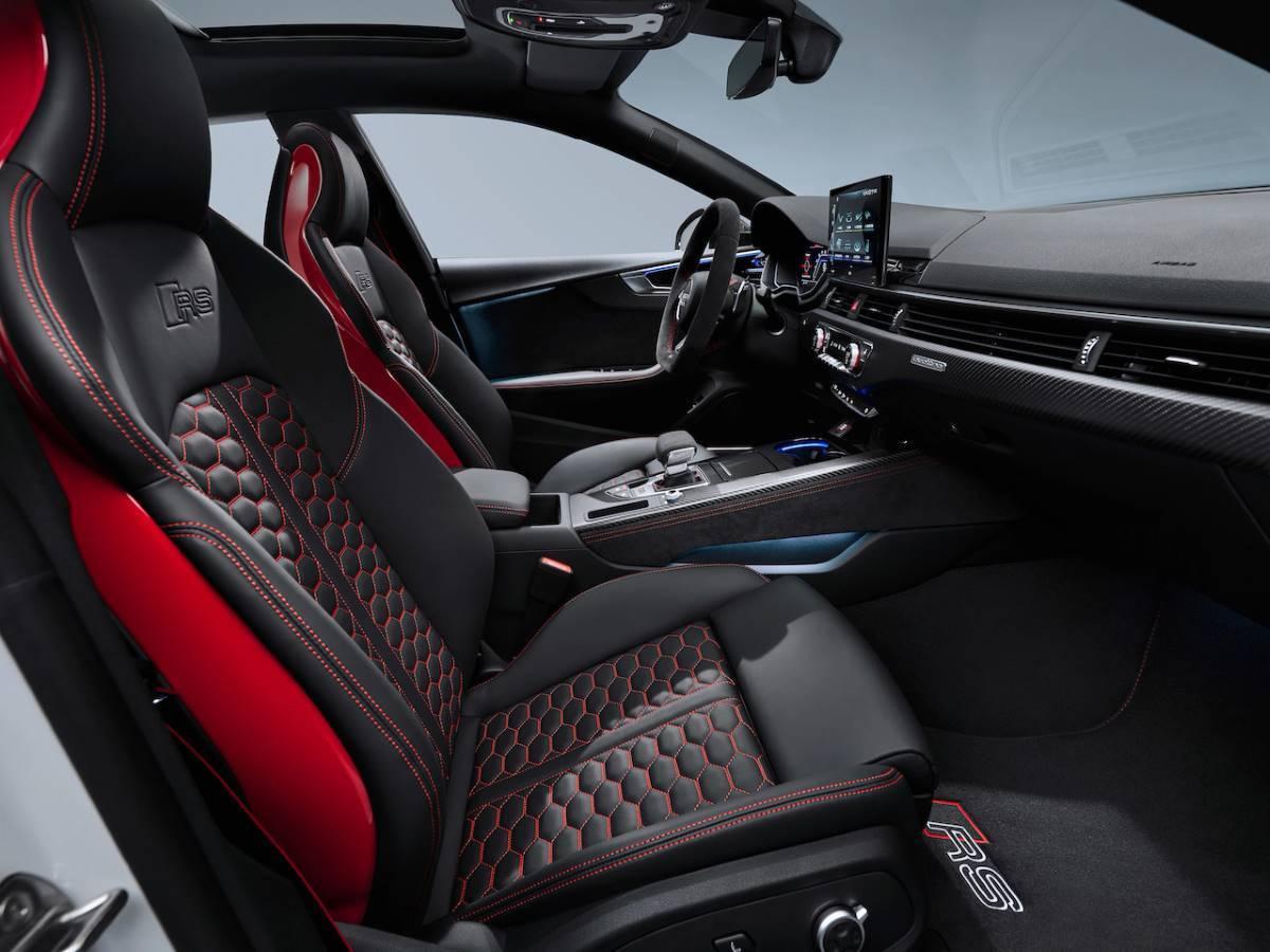 Audi RS5 II Facelift (2019) 12